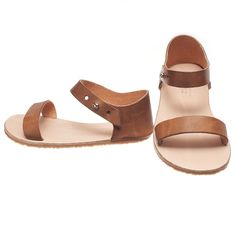natural leather sandals for girls