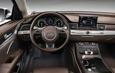2013 Audi A8 Review and Pictures   Prices Pictures Car Reviews