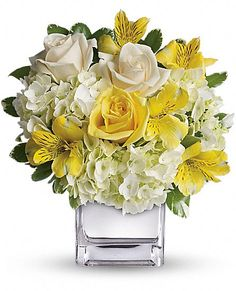 Teleflora's Sweetest Sunrise Bouquet Flowers