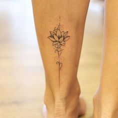 Flower Tattoos for Women - 85 Rose Tattoos for Women - Pretty Tattoos, Cute Tattoos, Leg Tattoos, Beautiful Tattoos, Body Art Tattoos, Tatoos, Tattoo Neck, Flash Tattoos, Ankel Tattoos