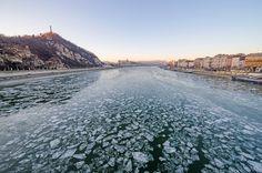 Ilyen volt a Duna jégzajlása fotósaink szemével – képgaléria | WeLoveBudapest.com My Town, Budapest, My Dream, Frozen, Leaves, Ice, Dreams, Water, Outdoor