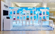 Fendi brings its palazzo to Harrods - Telegraph