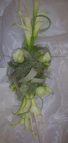 bruidswerk -  creatie voor limosine falenopsis boechout