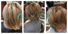 Color Retouch /  Partial Highlight / Cut and Style