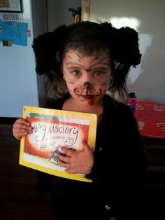 Hairy Maclary - book week Book Costumes, World Book Day Costumes, Book Week Costume, Children Crafts, Crafts For Kids, World Book Day Ideas, 4th Birthday, Kids Playing, Fancy Dress