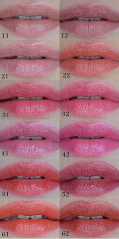 SillySilSil.com: Review: Yves rocher Cherry Oil Lipstick