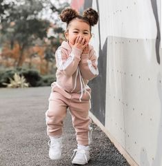 So Cute Baby, Cute Mixed Babies, Cute Black Babies, Black Baby Girls, Cute Little Girls Outfits, Kids Outfits Girls, Toddler Girl Outfits, Baby Outfits, Summer Outfits
