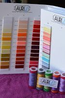 #Aurifil is happy to be a sponsor for this fun Wool Lover Blog Hop hosted by Pieced Brain! For a full schedule of all the participating blogs and projects please visit http://www.piecedbrain.com/2013/09/day-2-of-wool-lover-blog-hop.html