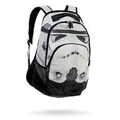 ThinkGeek :: Star Wars Icon Backpacks - Stormtrooper