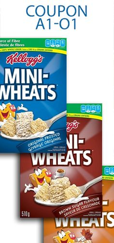 Coupon A1-O1 pour les Mini-Wheats de Kellogg's.  http://rienquedugratuit.ca/coupons/coupon-a1-o1-pour-les-mini-wheats-de-kelloggs/