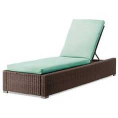 Heatherstone Wicker Patio Chaise Lounge - Threshold™ x 2 please