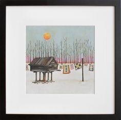Sunrise, by Lisa Congdon   20x200