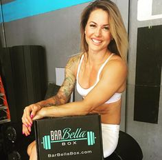 Christmas Abbott and BarBella Box. Christmas is curating the June 2017 box!