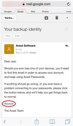 avast plugin gmail
