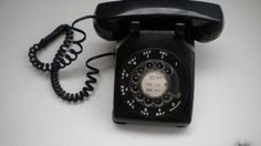 Vintage Rotary Phone Retro Working Ready To by SouthamptonVintage