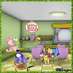 Winnie Pooh Pancake