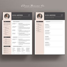 Modern resume template cv template for ms word professional modern resume template cv template for ms word professional resume design resume cover letter resume instant download resume cv cv template and yelopaper Choice Image