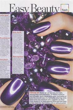 Shine Therapy - Style - NAILS Magazine