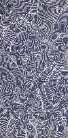 Valda Napangardi Granites, Warlukurlangu Artists McCulloch&McCulloch