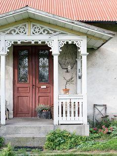 Gotland, Sweden | Made In Persbo / photo: Carina Olander | Drömhem&Trädgård 12/2015 Sweden |