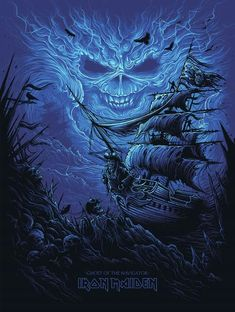 Iron Maiden - Ghost of the Navigator