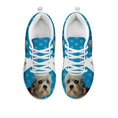 Amazing Dandie Dinmont Terrier Print Running Shoes For Women-Free Shipping-For 24 Hours Only