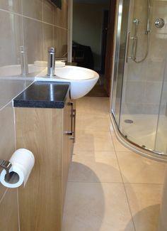 Long Narrow Bathroom Design Earley Tile And Place