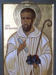 February 23 St. Peter Damian; St. Serenus butlers 1894 saint of the day