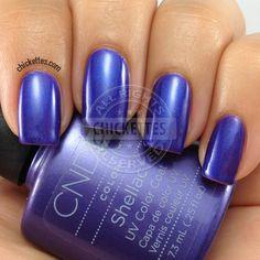 Chickettes.com Shellac Purple Purple Swatch