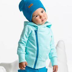 Gugguu has so cute colors! Fashion Kids, Cute Fashion, Vogue Kids, Cute Babies, Baby Kids, Baby Head, Baby Style, Stylish Kids, Baby Wearing