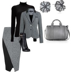 """Strictly business"" by bsimon623 on Polyvore"