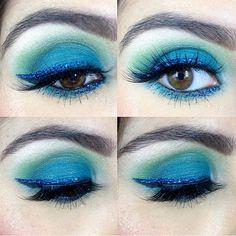 .@eyekandycosmetics   @_xcristinax_ gorgeous   Webstagram - the best Instagram viewer