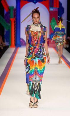 Camilla S/S 2012, Australian Fashion Week