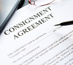 Printable Consignment Agreement  Consignment Forms Templates