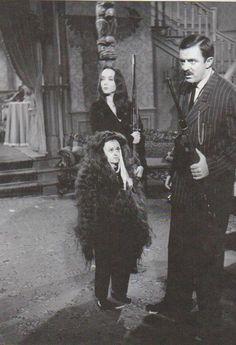 Felix Silla as Cousin Itt...