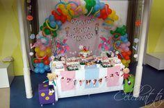 Celebratta - emoções em papel: Festinha Charlie & Lola