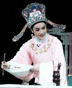 Yue Ju Opera famous actress-Jun'an Wang