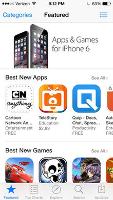 If you have been around the App Store recently, you might have noticed a change in the way the apps are listed. Apple has decided to stop listing apps as Ios News, News Apps, Ios 8, App Store, Entertaining, Apple, Education, Father, Free