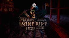 """Ghost Town Mine Ride & Shootin' Gallery"" Trailer Vive VR Horror"