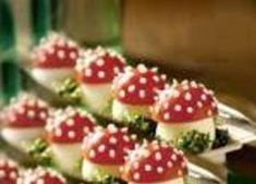 Gevulde Eieren ( Paddestoeltjes ) recept | Smulweb.nl