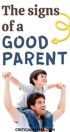 Here are 11 signs of a good parent. If you sometimes wonder if you are a good mom or good dad, then this post will help you. The signs of good parenting are mostly based on treating your child with love and respect. It is instinctual to most parents to provide those basic needs. Chances are you are doing just fine, but if you want to know how to be a better mom or how to be a better dad, then read on for my best tips! #parentingtips #goodmom #gooddad #fathersday #mothersday #kids…