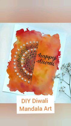 Mandala Drawing, Mandala Art, Diwali Diy, Mandala Coloring Pages, Indian Home Decor, Cool Art Drawings, Diy Wall Art, Indian Art, Art Gallery