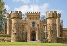 Compton Castle, England