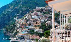 Situé au cœur de Positano, l'Hotel Marincanto offre une vue panoramique sur la ville et sur la mer Méditerranée depuis ses nombreuses terrasses.