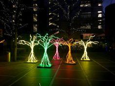 Web 2, London Hotels, Sculptures, Neon Signs, Sculpture, Sculpting, Marbles