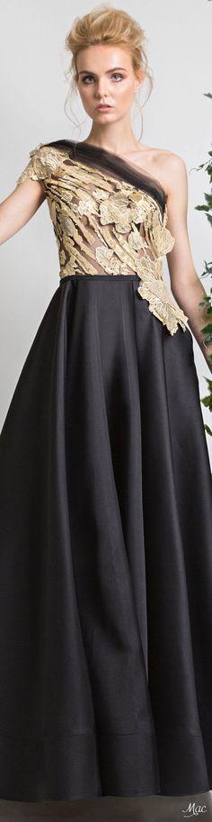 3c653f1c710 Spring 2017 Haute Couture Zeina Kash 新しいコーディネート