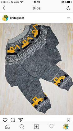 Ravelry: Diggersweater pattern by Katrine Opgård og Linn Anita Dahle Ravelry, Knitting Patterns, Harem Pants, Pdf, Wool, Fashion, Moda, Knit Patterns, Harem Trousers