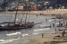 Share Your Pictures Of Stranded Ships Phillips Island, Abandoned Ships, Fraser Island, Ghost Ship, Fort William, Newfoundland And Labrador, Shipwreck, Tall Ships, Sailing