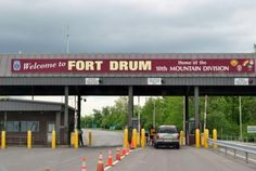 Fort Drum, NY / I hated waiting at the gates
