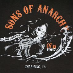 sons of anarchy logo - Google Search